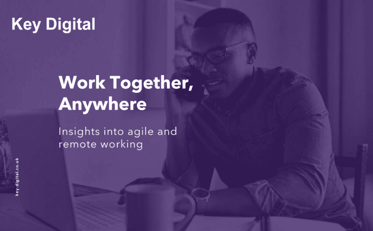 Work Together Anywhere ebook cover