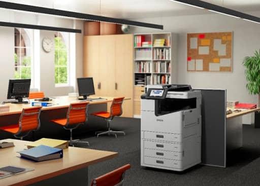 epson enterprise in office