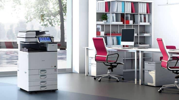 ricoh office print